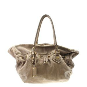 Marc Jacobs ClassicQ Baby Brown Satchel Bag 184382